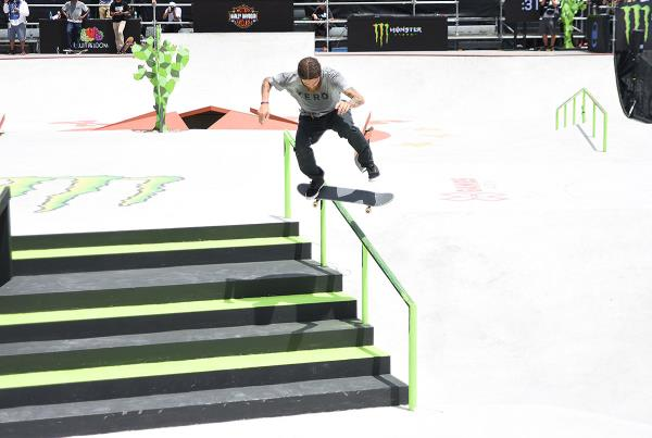 The Boardr Am Season Finals at X Games - KFBoard