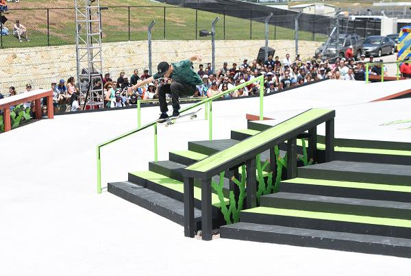 The Boardr Am Season Finals at X Games - Impossible