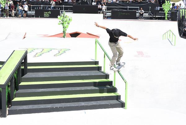The Boardr Am Season Finals at X Games - Cane