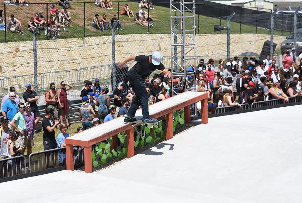 The Boardr Am Season Finals at X Games - Alex BSTS