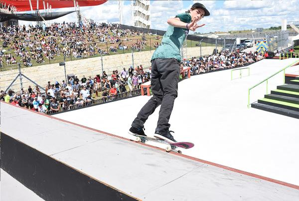 The Boardr Am Season Finals at X Games - Threepeat
