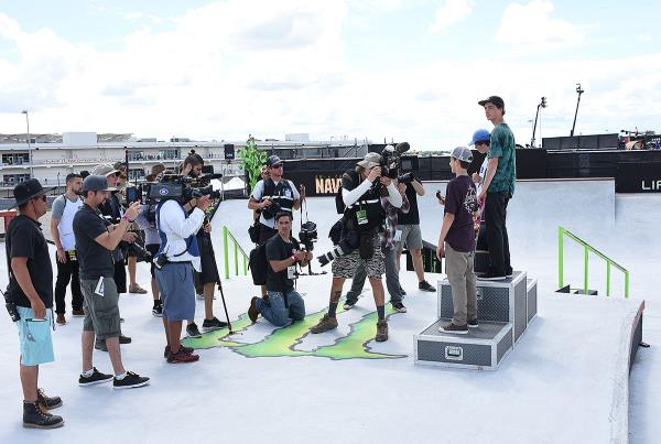 The Boardr Am Season Finals at X Games - Safari