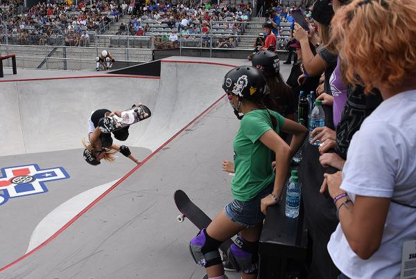 The Boardr Am Season Finals at X Games - Invert