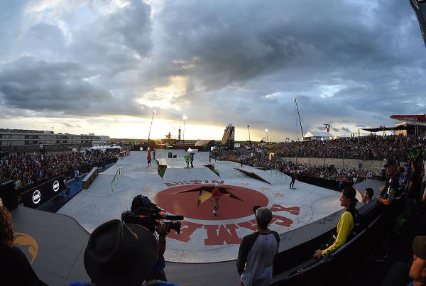The Boardr Am Season Finals at X Games - Weather