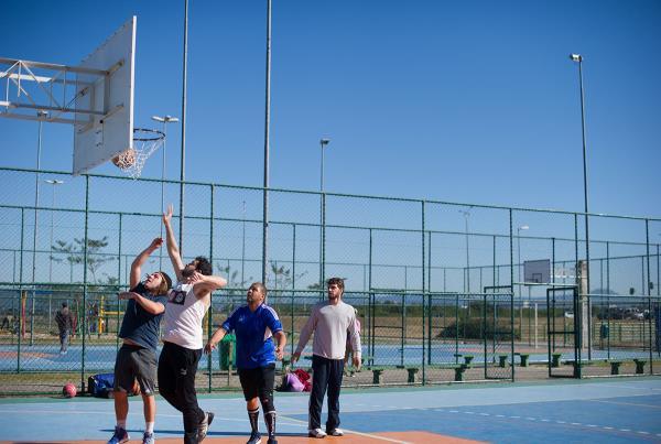 Vans Pro Skate Park Series Florianopolis - Ball