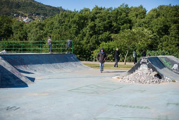 Vans Pro Skate Park Series Florianopolis - Spine