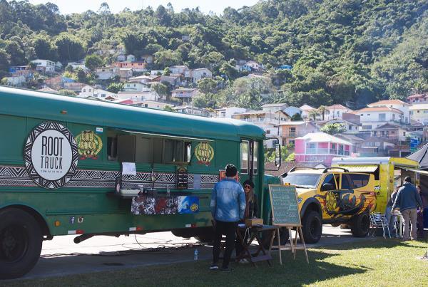 Vans Pro Skate Park Series Florianopolis - Food Trucks