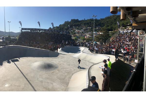 Vans Pro Skate Park Series Florianopolis - Crowd