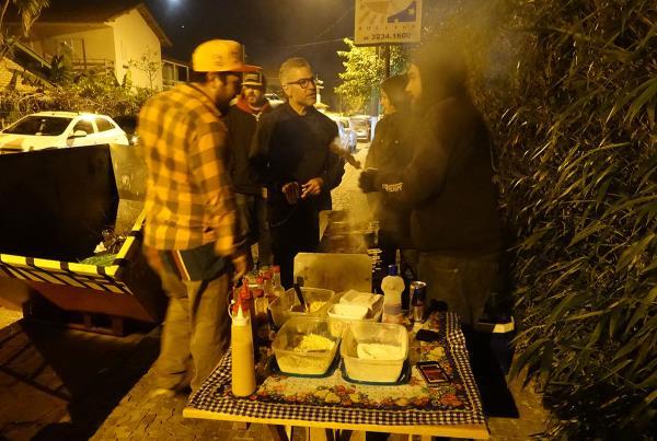 Vans Pro Skate Park Series Florianopolis - Street BBQ
