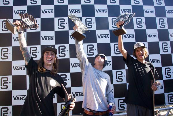 Vans Pro Skate Park Series Florianopolis - Congrats Pedro