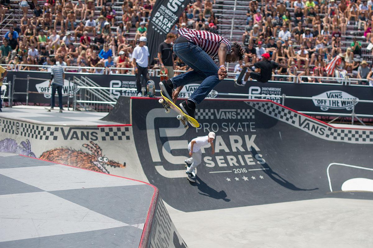Vans Pro Skate Park Series at Huntington - Floater