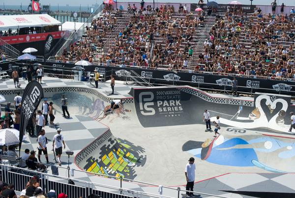 Vans Pro Skate Park Series at Huntington - Nosebleed