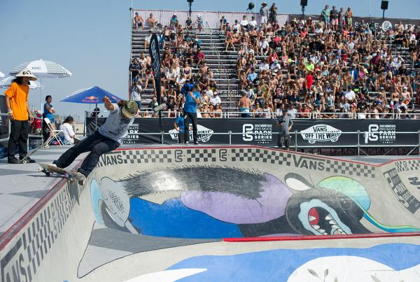 Vans Pro Skate Park Series at Huntington - Hurricane