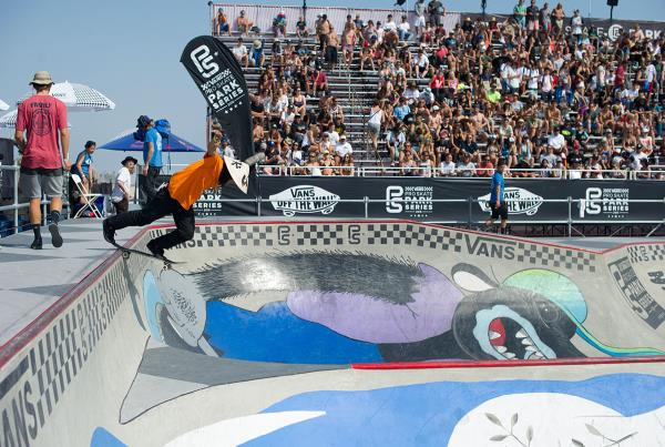 Vans Pro Skate Park Series at Huntington - BSTS