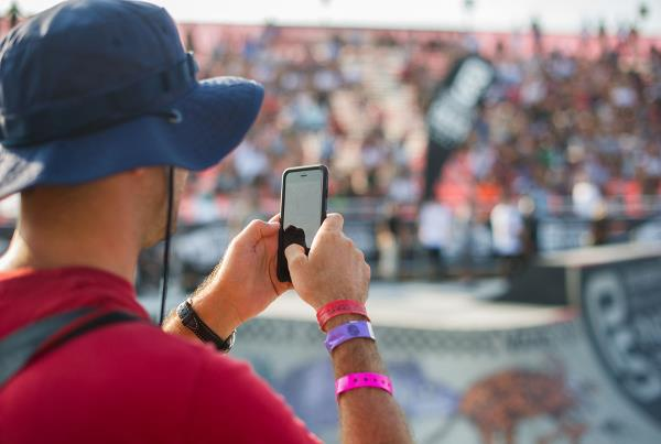 Vans Pro Skate Park Series at Huntington - Snaps