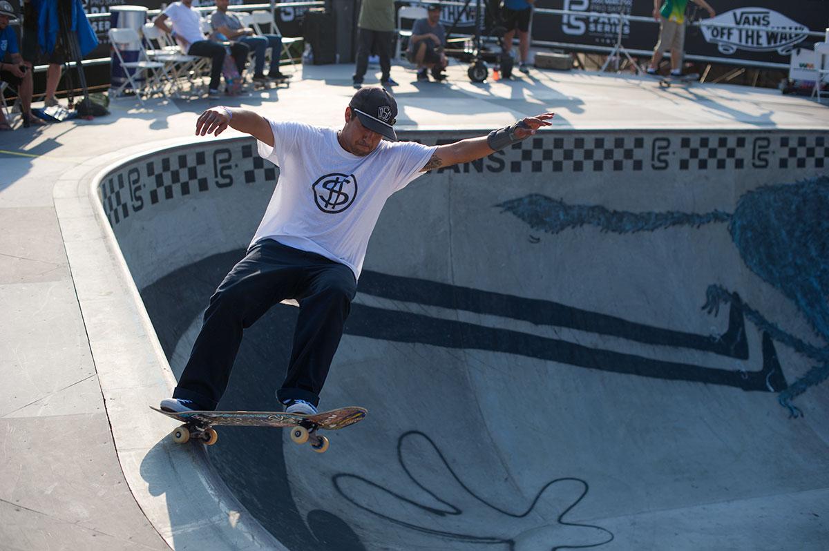 Vans Pro Skate Park Series at Huntington - FSG Corner