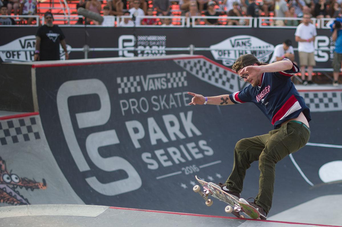 Vans Pro Skate Park Series at Huntington - FSG Ben