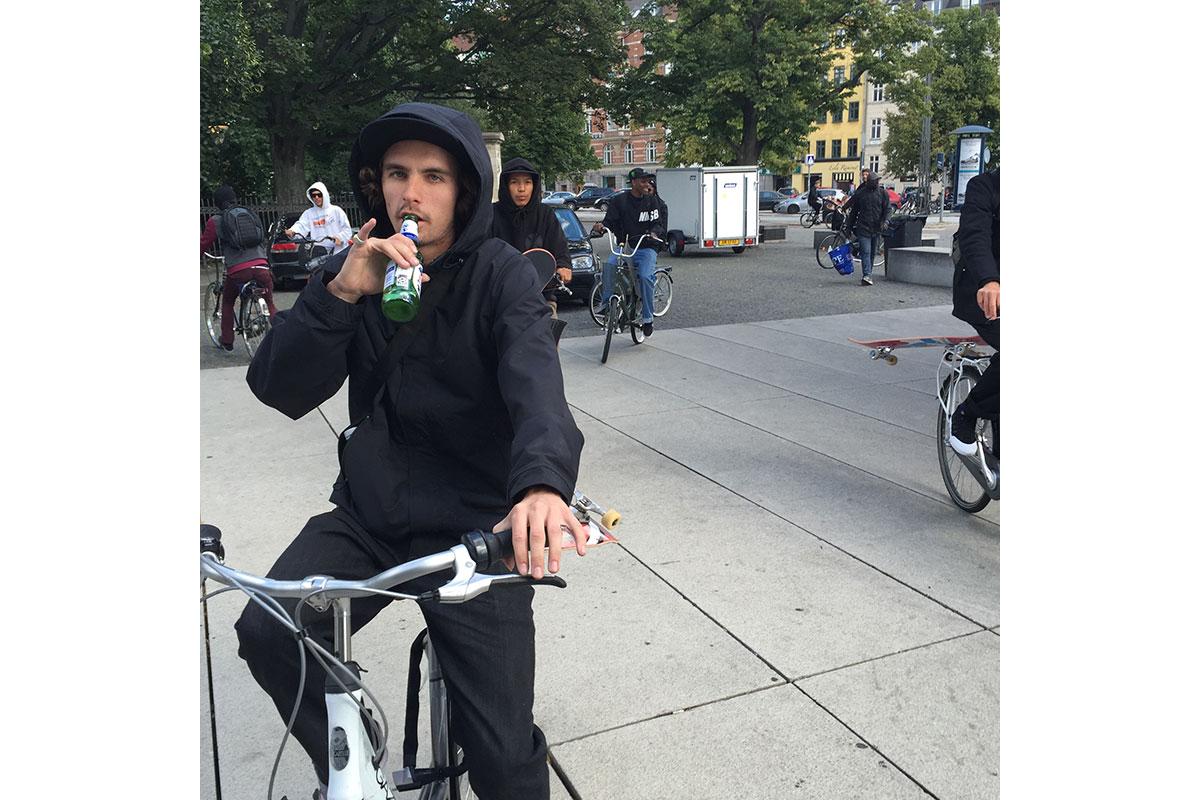 Copenhagen Open 2016 - Biker Kyle