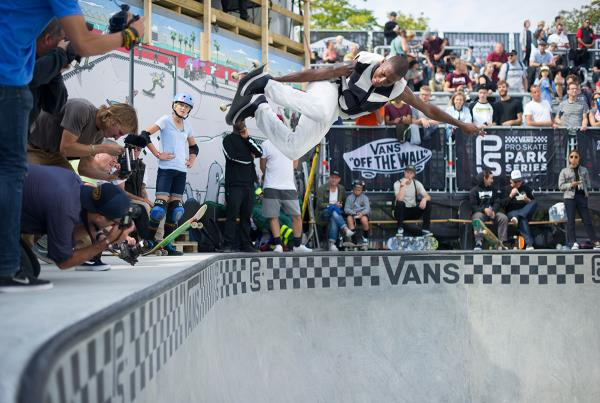 Vans Park Series Malmo - Fresh Dressed