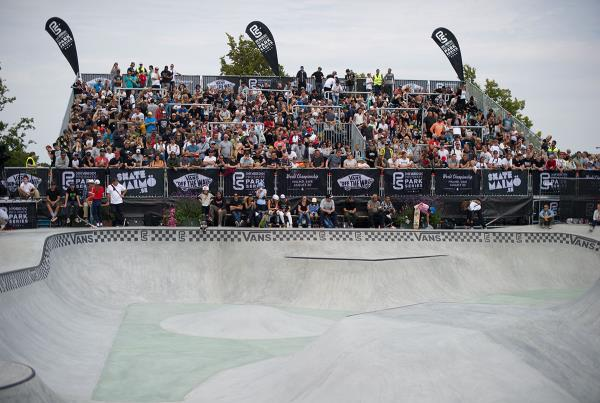 Vans Park Series Malmo - The Crowd