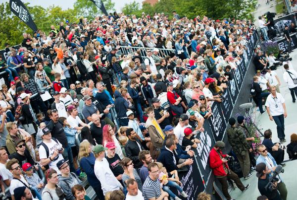Vans Park Series Malmo - More Crowd