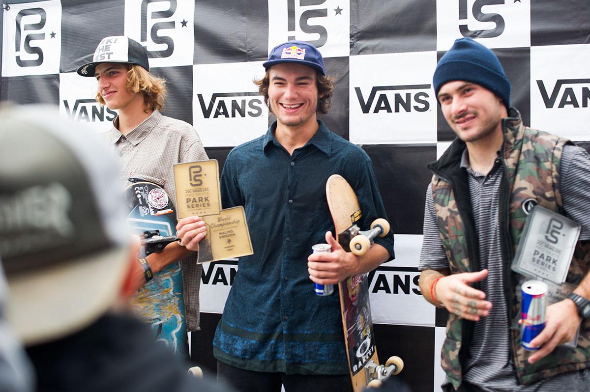Vans Park Series Malmo - Alex Wins