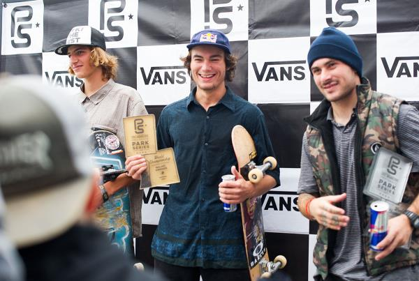 Vans Park Series Malmo - Alex Wins