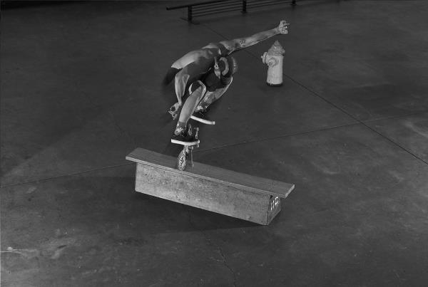 Friday at The Boardr Indoor Skateboarding Facility - Cash HF