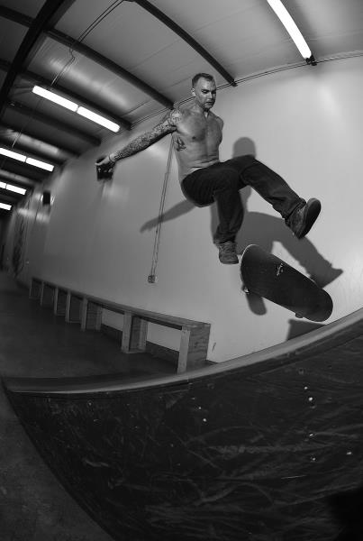 Frontside Grind Tuesdays - Derrick Gough