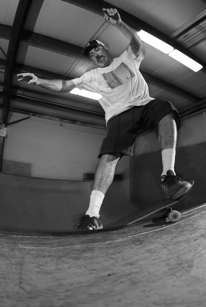 Frontside Grind Tuesdays - Gar Smith