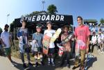 Jake Yanko, Dayshaun Bunch, and Ben Barberee took home the top 3 spots for the Street 13 to 15 Division.