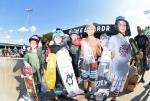 Josiah Jones, Nash Barfield, and Myles Gentry took home the top 3 spots for the Bowl 9 and Under Division.