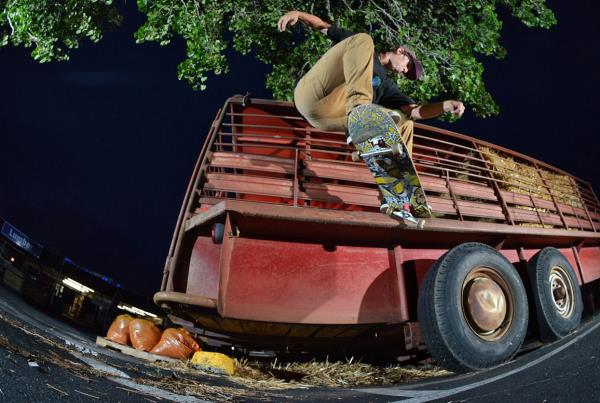 Chaz in the Streets - Trey Crook