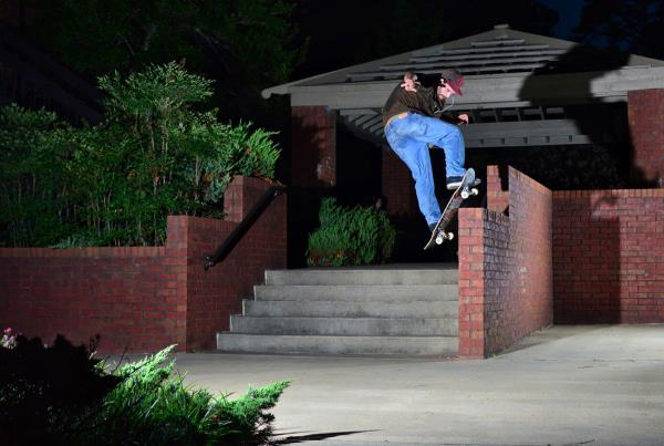 Chaz in the Streets - Front Board