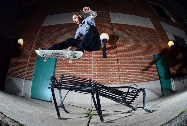 Chaz in the Streets - Jata Ollie
