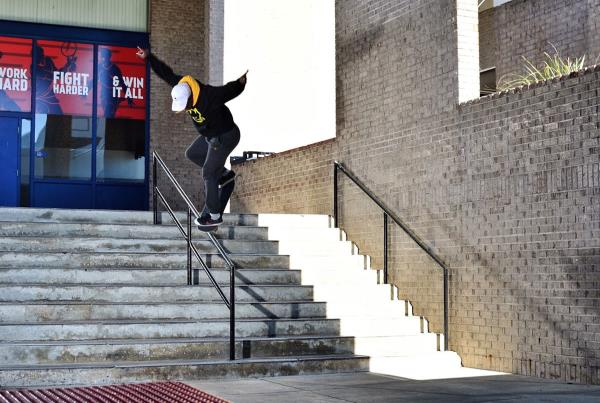 Chaz in the Streets - Zion Overcrook