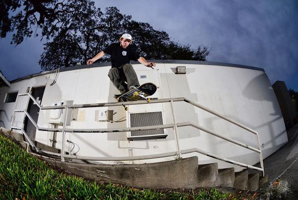 Chaz in the Streets - Jamie FS Feeble