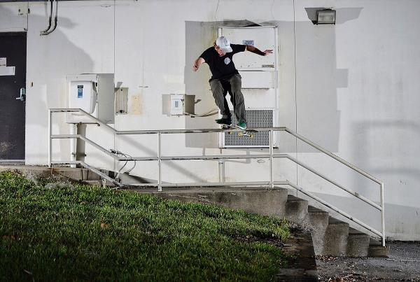 Chaz in the Streets - Jamie FS Feeble Alternate