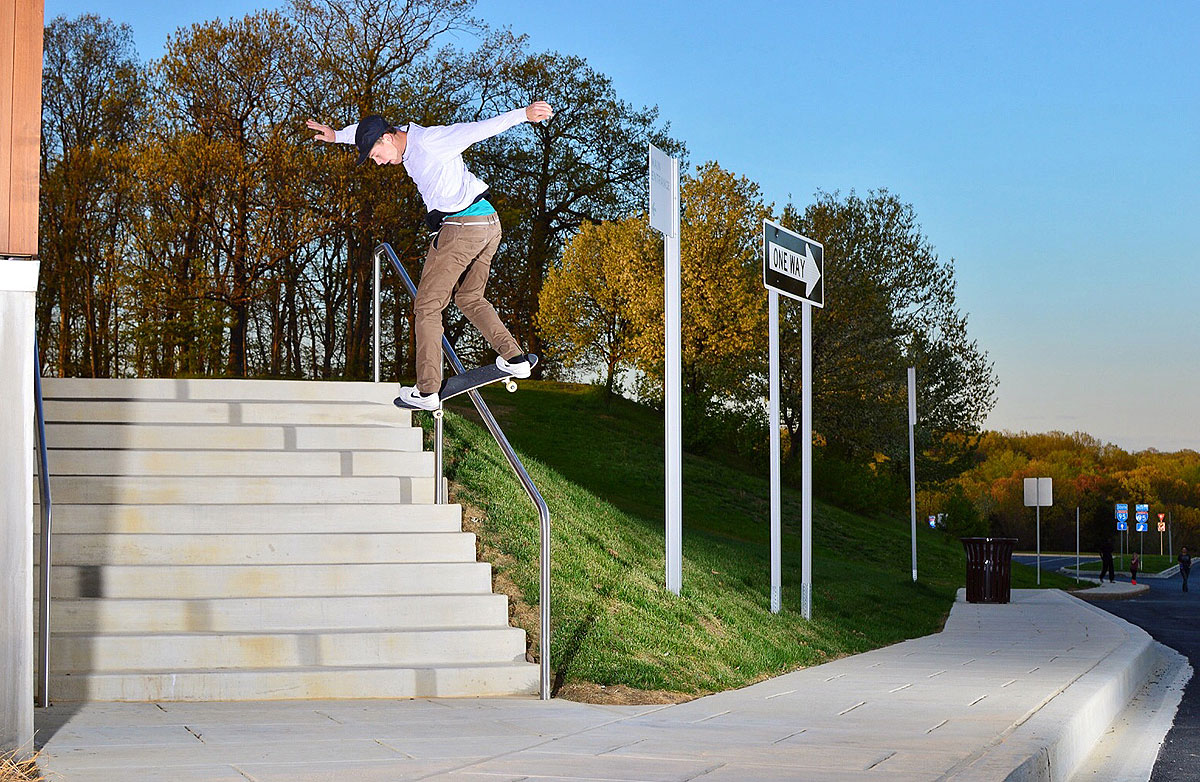 Chaz in the Streets - Back Lip