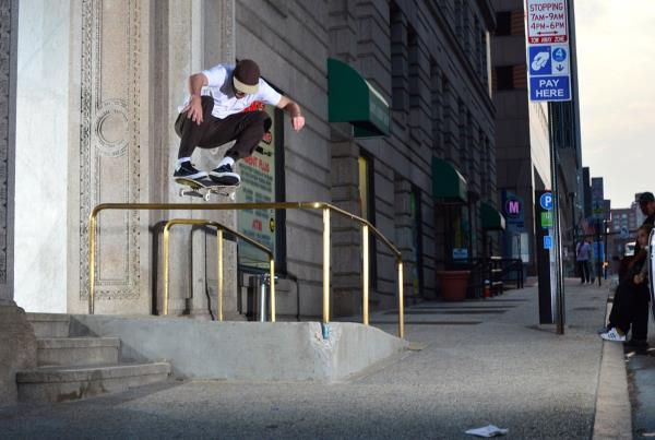 Chaz in the Streets - Jimmy Ollie Bar