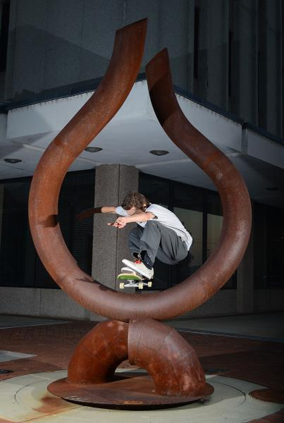 Chaz in the Streets - Stiv Ollie