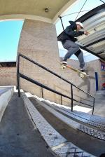 Zion Wright, Cab back lip.