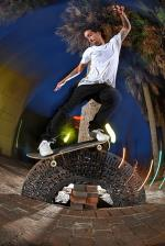 Chaz in the Streets - Manny BS Smith Jam