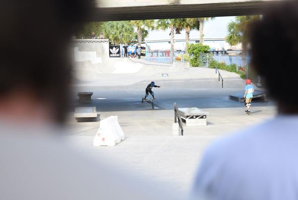 GFL Bradenton - Boardslide from Far