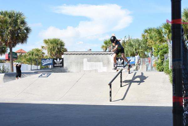 GFL Bradenton - Boardslide to First