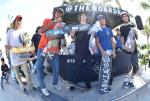 Malique Simpson, Chris Coelho, and Joseph Laperriere took home the top 3 spots for the Street 13 to 15 Division.