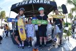 Grace Marhoefer, Hailey Seitz, and Erin Wolfkiel took home the top 3 spots for the Street Girls Division.