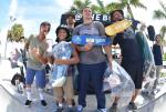 Jeff Wolcott, Omar Delgado, and Michael Wiegner took home the top 3 spots for the Street 30 and Up Division.