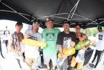 Jimmy Marcus aka The Greek, Rodney Mead, and Omar Delgado took home the top 3 spots for the Bowl Masters Division.