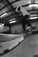 Friday at HQ - Nollie Front Crook